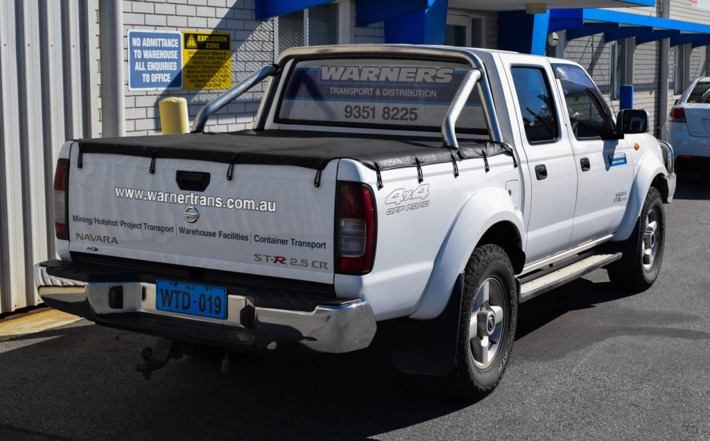 about warners transport
